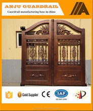 Good quality with competitive price of Decorative garden aluminum gates AJLY-607
