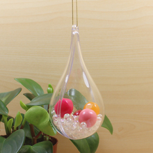 manufacturer candy box High quality Christmas decoration,clear plastic Christmas ornaments