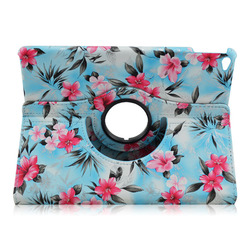 For iPad Air2/iPad 6 AZTEC 360 Rotating Leather Case
