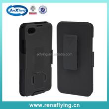 Cheap Mobile Phone Case Combo Holster Case For Blackberry Z30