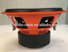 car subwoofer 12 inch dual voice coil speaker subwoofer