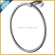 Factory sanitary ware price towel rings,towel holder with suction cup,towel ring holder with round base