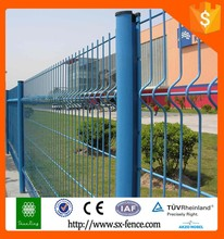 Cheap plastic garden fence panel