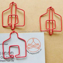 different kind fancy hot selling products in china paper clip Eco friendly