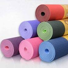 Fábrica Dircetly venda por atacado TPE tapete de Yoga