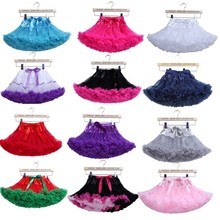 New Style Custom Fluffy Tutu Pettiskirts