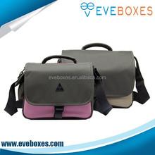2015 Cheap Fashion Outdoor Nylon Dslr Camera Bag For Girl Women