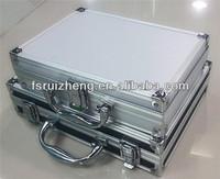 Custom hard plastic carrying tool box aluminum abs case