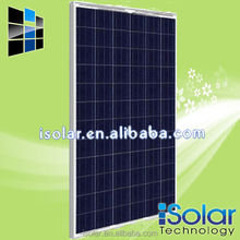 Poly Crystalline Photovoltaic Module -- 6x10 3BB