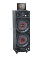 max professional speaker system / bluetooth portable magnetic speakers / portable cd player with speakers