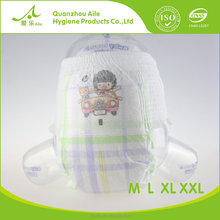 OEM Baby Diapers Wholesalers Super favorable Baby Training Pants in bale Manufactory in China
