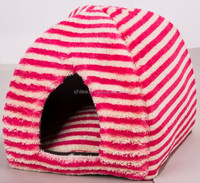 High soft Colorful pet house/dog bed/cat house