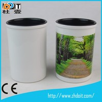 Fast delivery! Sublimation pen holder/heat transfer printing pen container