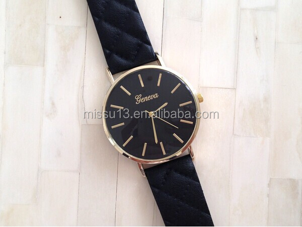 2014 new jewelry wholesale women wrist vogue watch