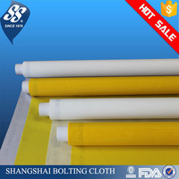 120t-34pw polyester silk screen printing mesh imported materials