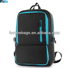 fashion backpack for college girls/bright colored backpacks