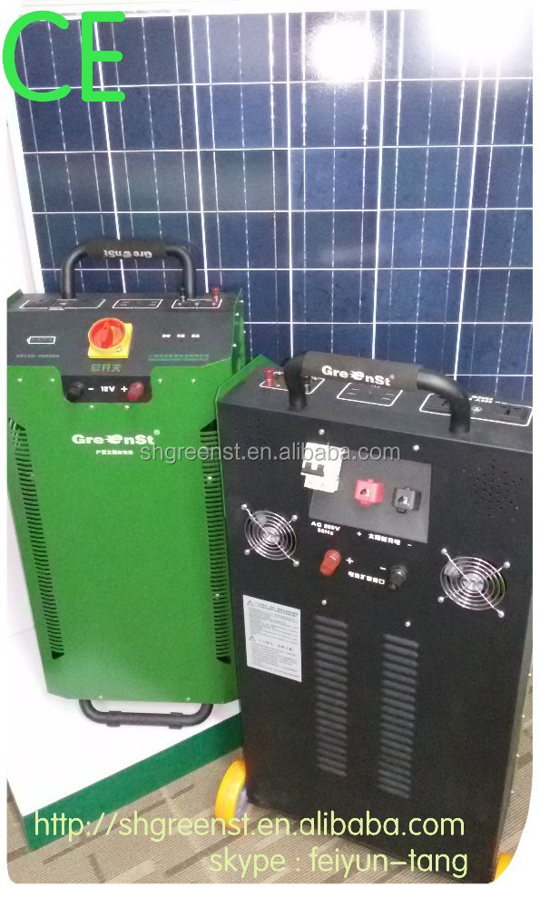2kw Whole House Application Solar Power System Solar Home