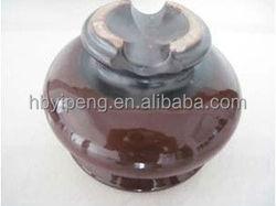 High Voltage Ceramic Insulator for Pin type/Porcelain Pin Insulator for Insulator Conductor Fitting