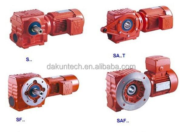 SEW-Eurodrive Helical Motor Flange Gear Motor