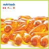 Highest Potency Omega-3 Softgels OEM Contract Manufacturing Supplements, GMP-Certified