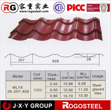 STRUCTURAL STEEL SECTION GOOD ROOFING SHEET BUILDING MATERIAL FROM CHINA SUPPLIER