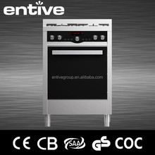 new arrival electric commercial range with grill