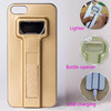 Hot New 2015 USB Lighter Beer Bottle Opener Phone Case Cover