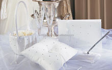 Celebrity 5 Wedding Accessory Collection - White or Ivory