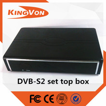 dvb s2 satallite receiver MPEG4 hd set top box with good price in $11/pcs