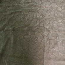 Spray pattern flock for sofa textile fabric3