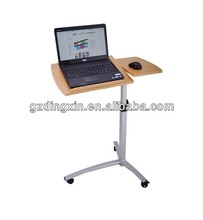 hot flexible acrylic recliner laptop stand(DX-BJ11)