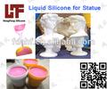 la escultura rtv2 silikon rohs de silicona líquida para las embarcaciones molde moldes
