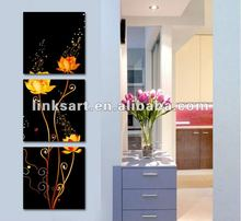 2013 New Style Multi-panel Canvas Prints For Wholesale Good Printing