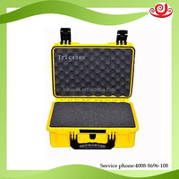 Tricases M2200 ShangHai waterproof ODM/OEM injection foam military waterproof plastic tool case