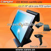 Cafe/Coffeshops 15inch touchscreen POS Equipment