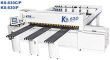 KDT 3.1 Meter Computer Control Panel Saw With Rack & Pinion (KS-830)