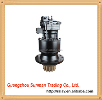 M5X130CHB Hydraulic Swing Motor Excavator Spare Parts