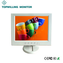 12.1 inch lcd monitor/white color Monitor for Desktop