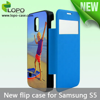 for Samsung soft PU leather flip phone case 2D sublimation printing
