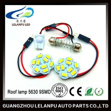 5630 9SMD Auto Interior Roof Universal LED Car Dome Light