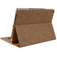 High quality luxury leather factory tablet case for Apple iPad Air
