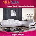 Interior sofá de canto com mesa& recliner