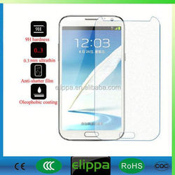 9H 2.5D 0.15/0.33 mm full cover for samsung galaxy young s3610 screen protector OEM/ODM