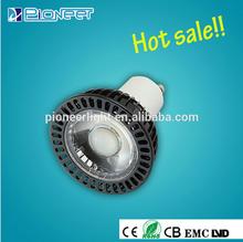 high quality spot led light 7w Gu zhen spot led light factory price led spot light