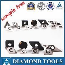 DCGW VCGT CCMW TNMW inserts Diamond tools PCD Diamond tools
