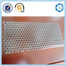 Aluminum honeycomb core building materials