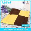 Cheap soft luxury pet dog mat pet cushion