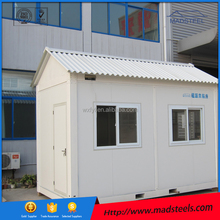 Easy to use quick installation and more users reduces costs container house