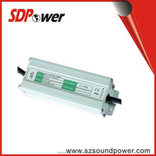 SDPower IP67 12V-24Vdc 50Watt dc to dc LED constant current driver for united states with high quality