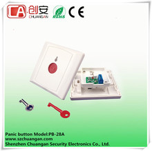 PB-28A Key or Automatic Reset Push Button Alarm